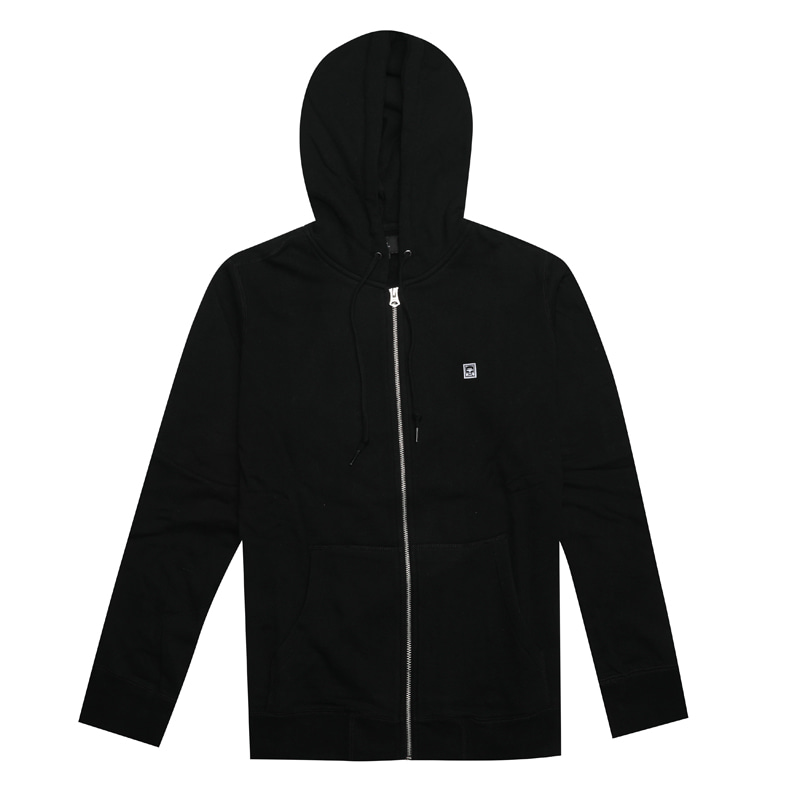 [오베이] OBEY EIGHTY NINE ICON ZIP HOOD (BLACK) [111620024-BLK]