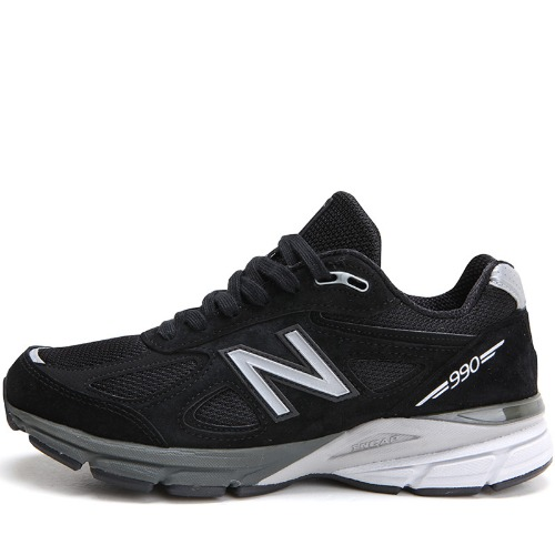 뉴발란스 990 USA (NEW BALANCE 990 USA) [M990BK4]