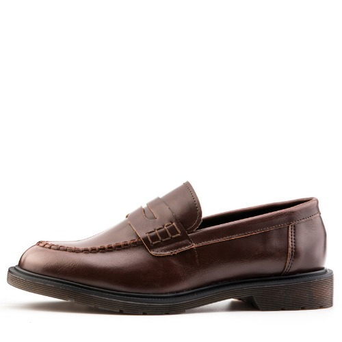 [DP6446]돔바 클래식 페니 로퍼 (CLASSIC PENNY LOAFER (BROWN)) [M-4503]