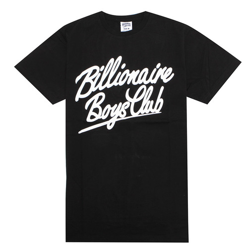 [빌리네어 보이즈 클럽] BB SPACE KING SS TEE (BLACK) [881-3206-BLK]