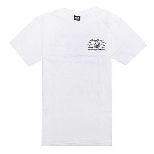 [오베이] OBEY NIGHTLIFE SPECIALISTS (WHITE) [163081723-WHT]