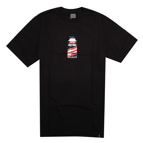[허프] HUF CANNED HEAT S/S TEE (BLACK) [HUFTS00263-BLK]