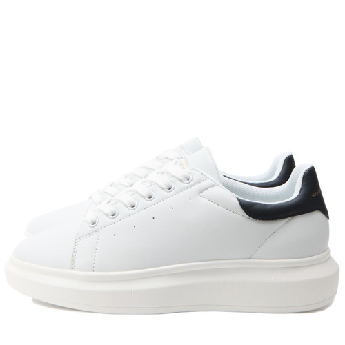 돔바 하이 포인트 (HIGH POINT (WHITE/NAVY)) [H-9112]