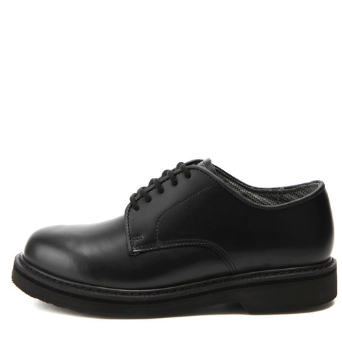 [DP_5420] 로스코 옥스포드 레더 슈즈 (ROTHCO MILITARY UNIFORM OXFORD LEATHER SHOES) [5085]