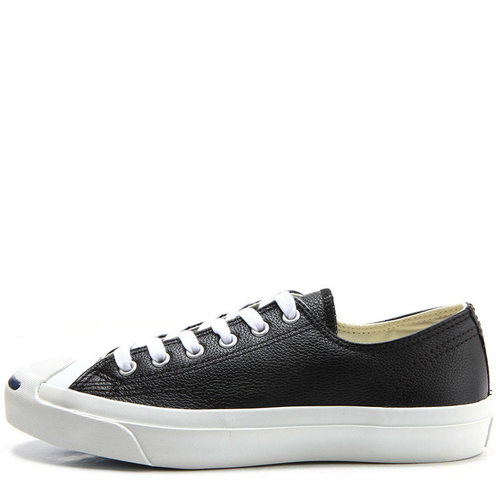[DP_5445] 컨버스 잭퍼셀 (JACK PURCELL LEATHER - BLACK) [1S962]