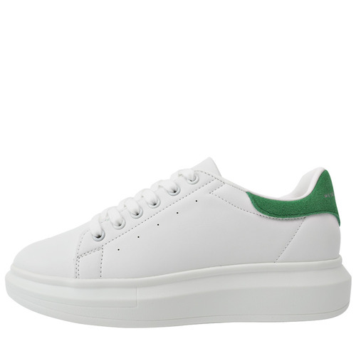 돔바 하이 포인트 SP (HIGH POINT SP (WHITE/GREEN SP)) [H-9016]